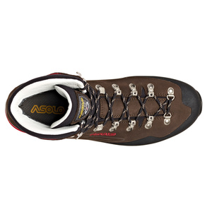 Pantofi Asolo superior GV MM întuneric brown/red/A904