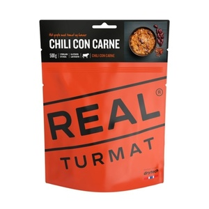 Real Turmat chili contra Carne, 146 g, Real Turmat